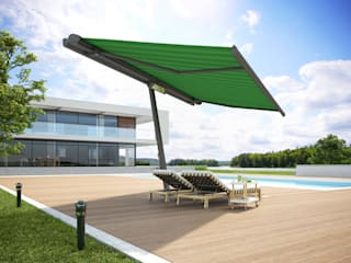 markilux Balconies, verandas & terraces Accessories & decoration