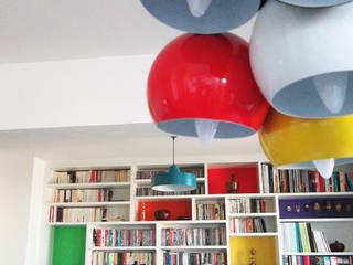 Agencement en couleur:  de style  par Coralie Balléry Décoration