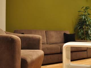 BÜRO - TORSTRASSE BERLIN Moderne Bürogebäude von Juliane Kopelent Interiordesign Modern