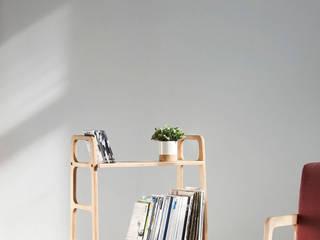 Regał FRISK Mini od Plywood Project Skandynawski
