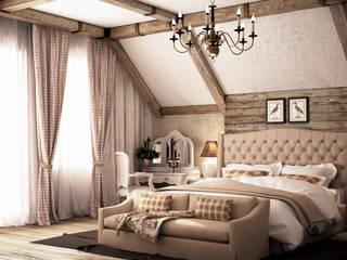 Chambre de style  par Quality Metric, Classique