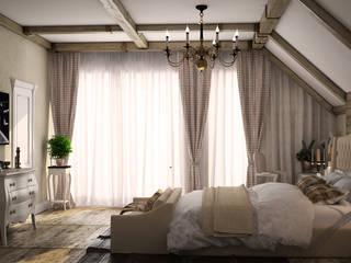 Дизайн интерьера Quality Metric: Спальни в . Автор – Quality Metric