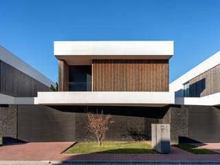 Empreendimento Pátios D'Este | Fotografia de Arquitectura Casas modernas por Bruno Braumann - Fotografia de Arquitectura e Interiores Moderno
