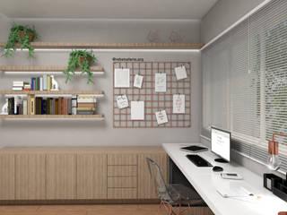 Estudios y despachos de estilo  por Rebeka Ferle Maske