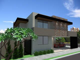 casa l por duos arquitetura