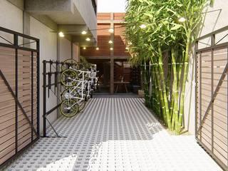 XtremeBacalar Hostal:  de estilo  por Arquitectura + Diseño Proyectual
