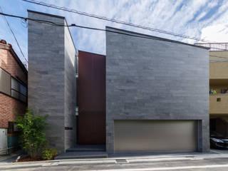 都市なかのコートハウス: Lods一級建築士事務所が手掛けた家です。,モダン