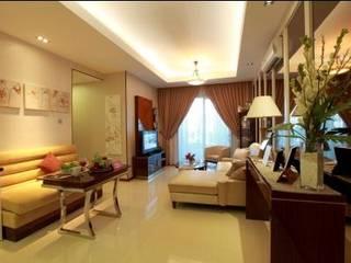 Apartment luxury Magna Interior Living roomAccessories & decoration