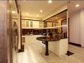 Apartment luxury Magna Interior KitchenKitchen utensils