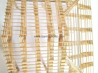 Mô hình tre - Bamboo Models:   by BAMBU