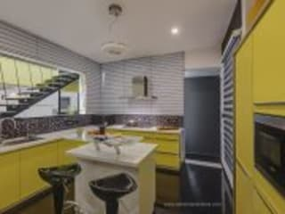 Ashwin Architects In Bangalore Modern Kitchen