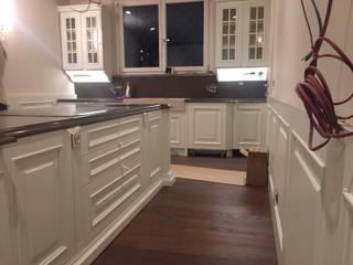 Falegnameria su misura KitchenStorage Kayu White