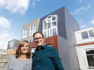 Woonhuis Marc & Manon: scandinavische Huizen door Pellis Architectuur