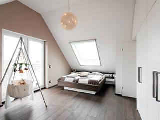 غرفة نوم تنفيذ Koitka Innenausbau GmbH