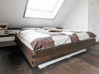 Projekty,  Sypialnia zaprojektowane przez Koitka Innenausbau GmbH