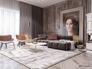 Salon original par Виталий Юров Éclectique