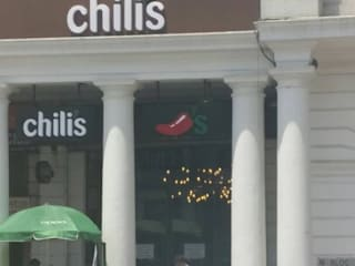 Chili's, Connaught Place by HOME CITY LIFESTYLE Modern