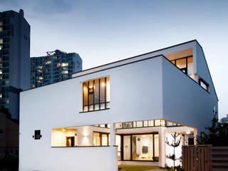디자인그룹 콜라보 Casas modernas