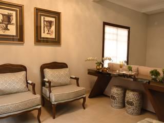 Carla Monteiro Arquitetura e Interiores Living roomAccessories & decoration