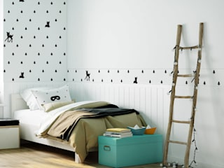 scandinavian  by Humpty Dumpty Room Decoration, Scandinavian