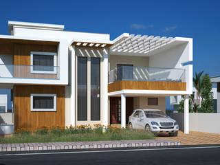 by Cfolios Design And Construction Solutions Pvt Ltd Класичний