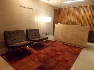Modern study/office by studiok arquitetura Modern
