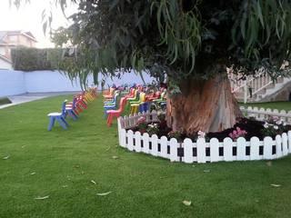 Guardería en Pozuelo de Alarcón de paisajistas y jardineros