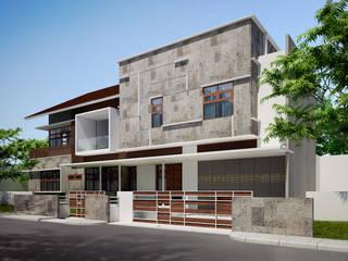 AG residence Oleh Gubah Ruang