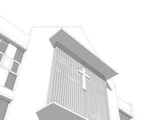 HKBP church Oleh Gubah Ruang