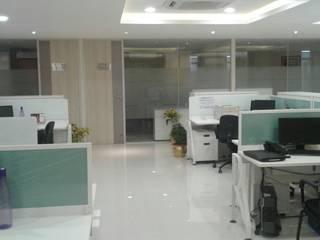 HPCL, Bhuvneshwar Regional Office: modern  by HOME CITY LIFESTYLE,Modern