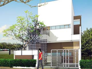 WB residence Oleh Gubah Ruang