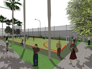 GCV Park Oleh Gubah Ruang