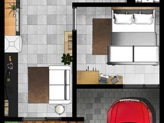 SR Residence Oleh Gubah Ruang