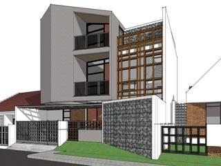 A residence Oleh Gubah Ruang