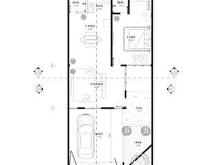 GY House Oleh Gubah Ruang