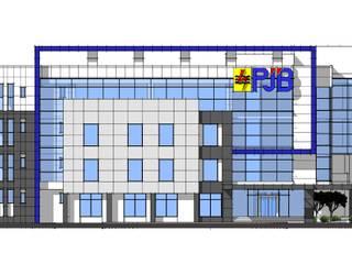 PJB Office Oleh Gubah Ruang