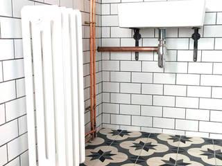 Badezimmer Renovierung, United Kingdom:  Badezimmer von Mosaic del Sur