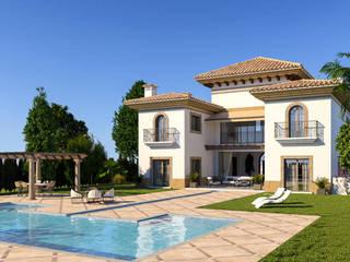 Villa en Hacienda del Álamo, Fuente Álamo de Pacheco & Asociados Mediterráneo