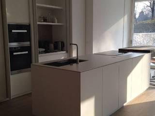 Falegnameria su misura KitchenCabinets & shelves Kayu White