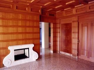 Falegnameria su misura Living roomShelves Kayu