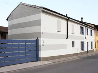 Modern Evler atelier architettura Modern