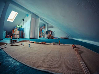 atelier architettura Tejados a dos aguas