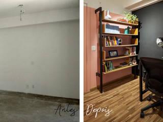 Antes e Depois:   por Decoradoria
