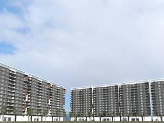 de SG Huerta Arquitecto Cancun Moderno