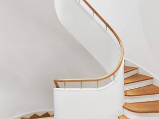 Treppenlauf:  Treppe von BENJAMIN VON PIDOLL I ARCHITEKTUR