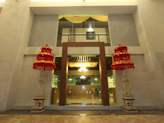 THE BALANCE OF MODERN & TRADITIONAL SPA @ BALI PT. Dekorasi Hunian Indonesia (DHI) Hotel Tropis