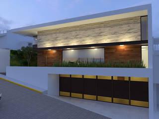 Visualización Casa OG de Taller MRE