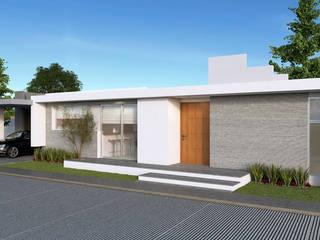 Visualización Casa EZR de Taller MRE