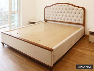Giường ngủ cao cấp DVG029:   by Nội thất Divanni