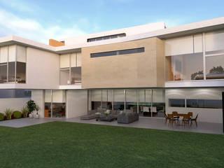 Visualización Casa GM de Taller MRE